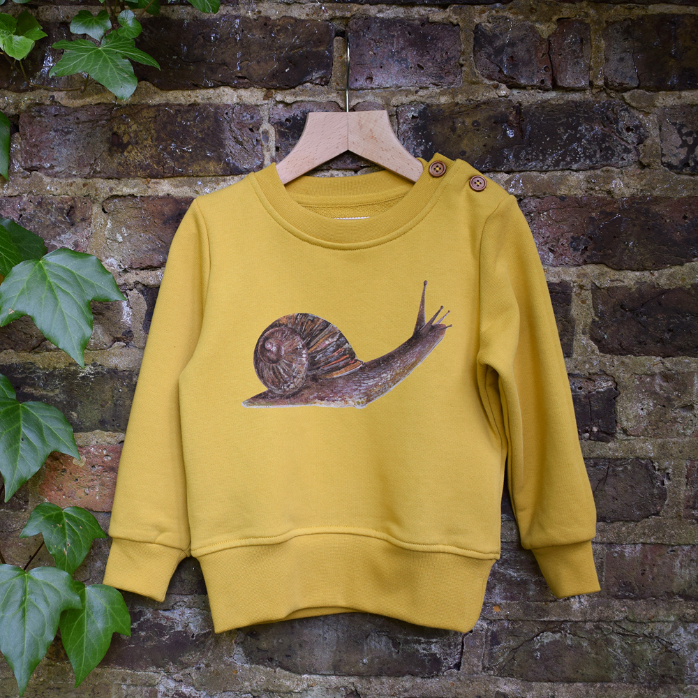 Stay and Bird organic cotton sweatshirts