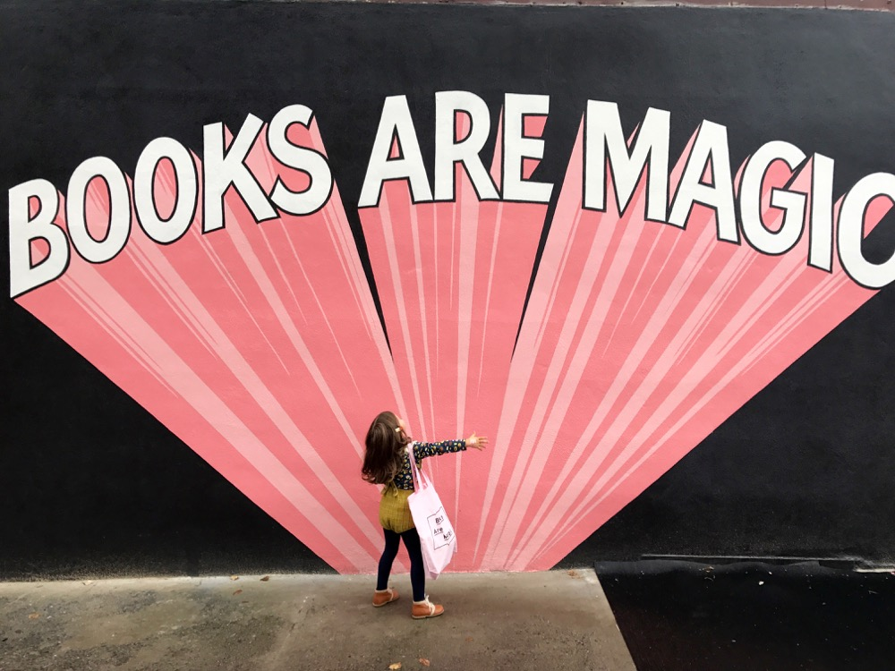 Books Are Magic A Beautiful Independent Bookstore In