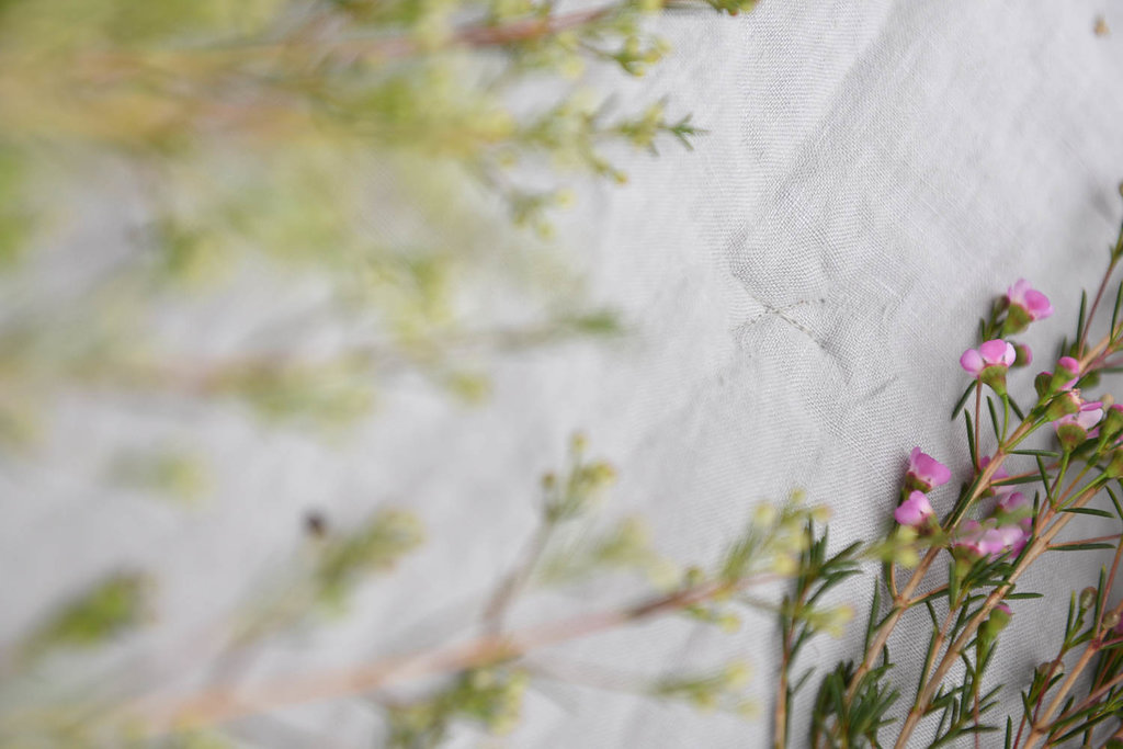 pure simple natural linen