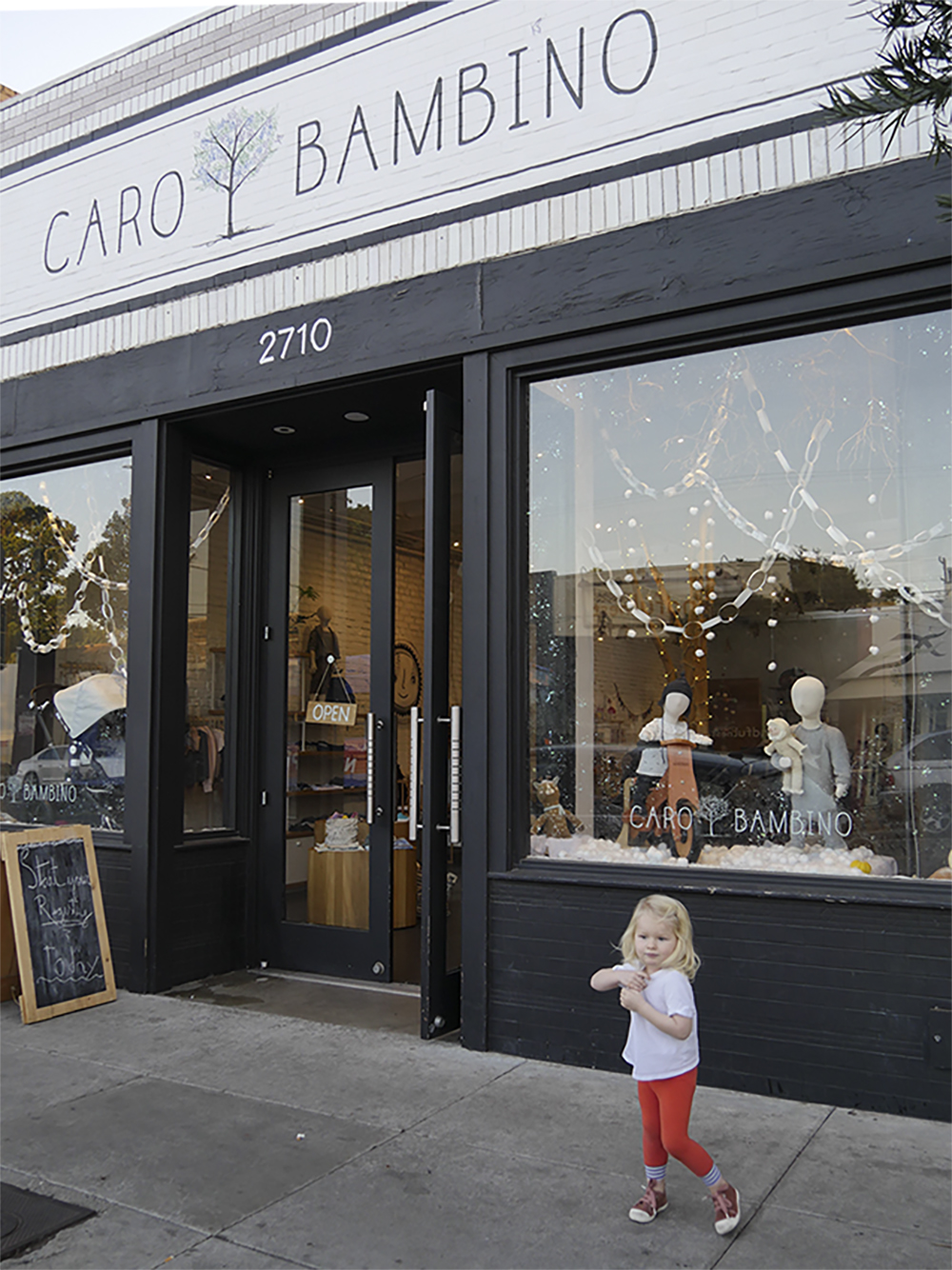 e0b48bacb6a Caro Bambino -- a sustainable and organic baby shop in Los Angeles ...
