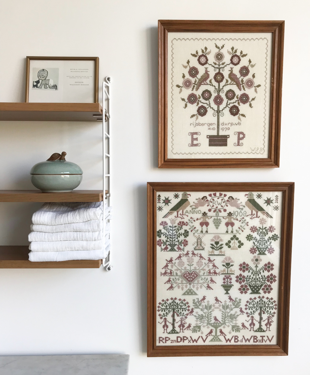 nursery wall decor samplers