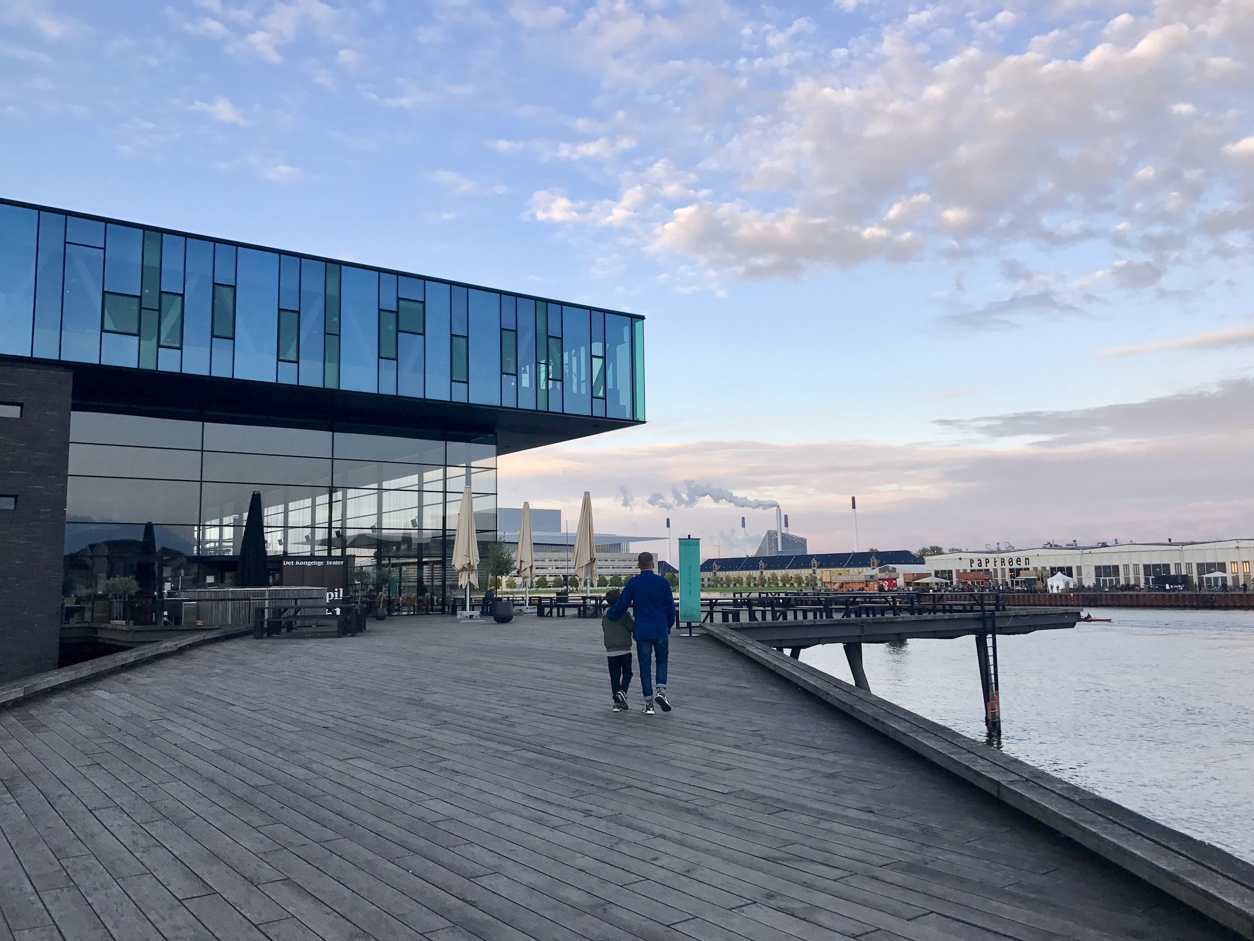 boy-and-man-walking-copenhagen-harbour