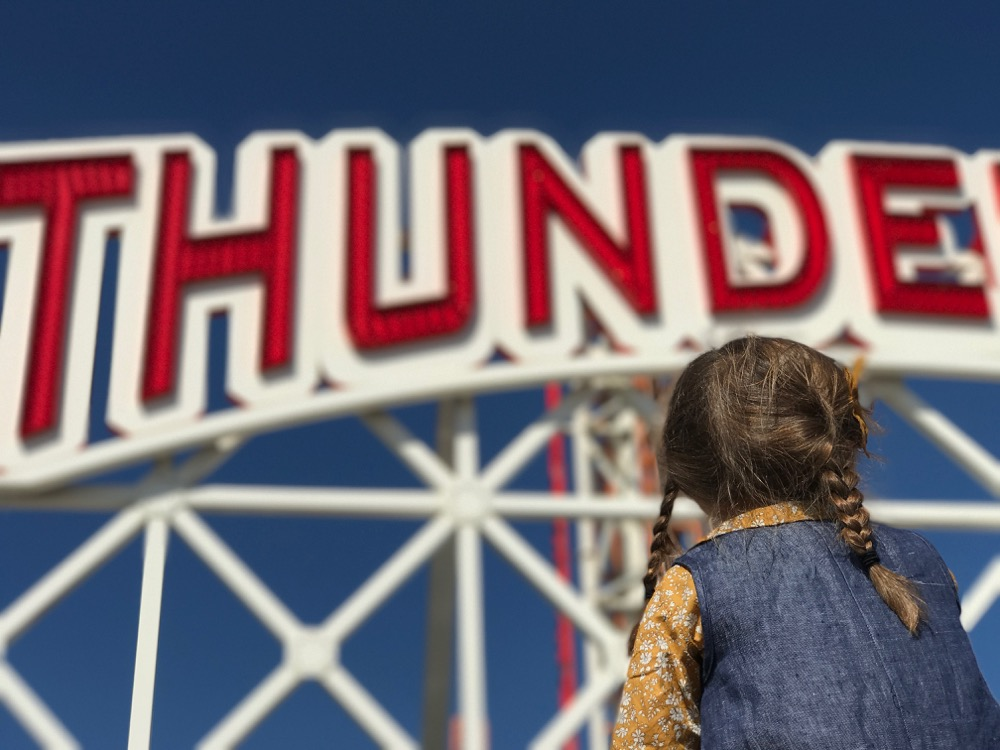 Thunderbolt at Coney Island