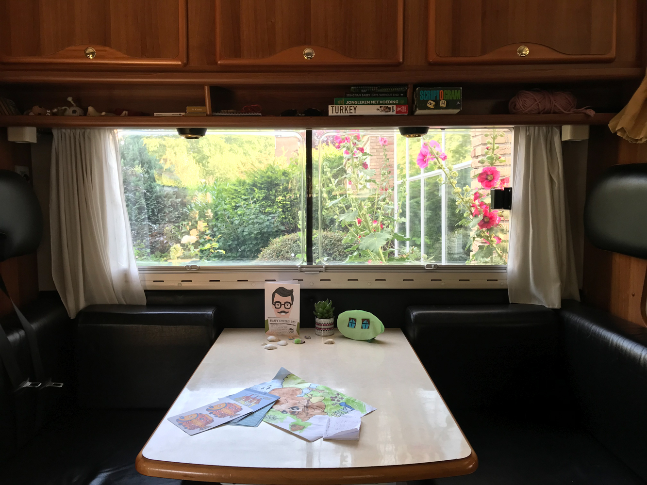 camper window