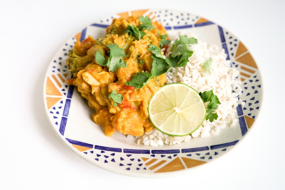 pumpkin curry recipe