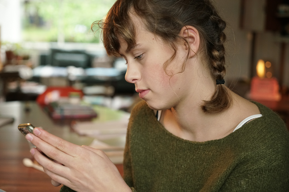 At what age do you give your children a mobile phone?