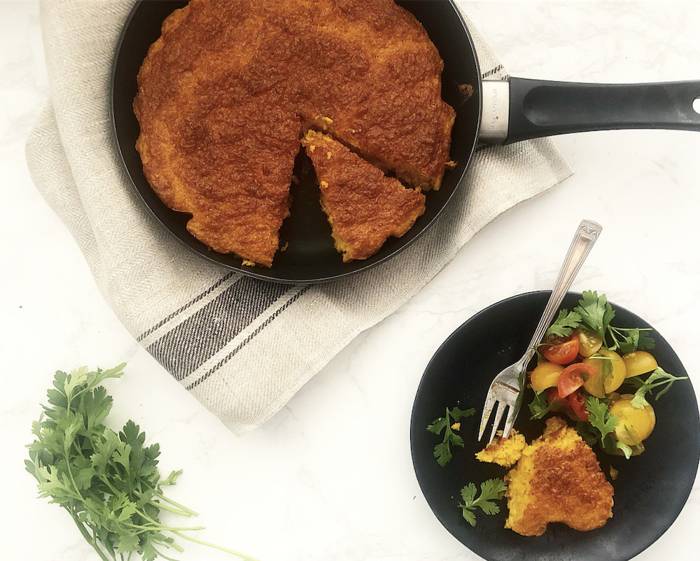 The Simplest Cornbread