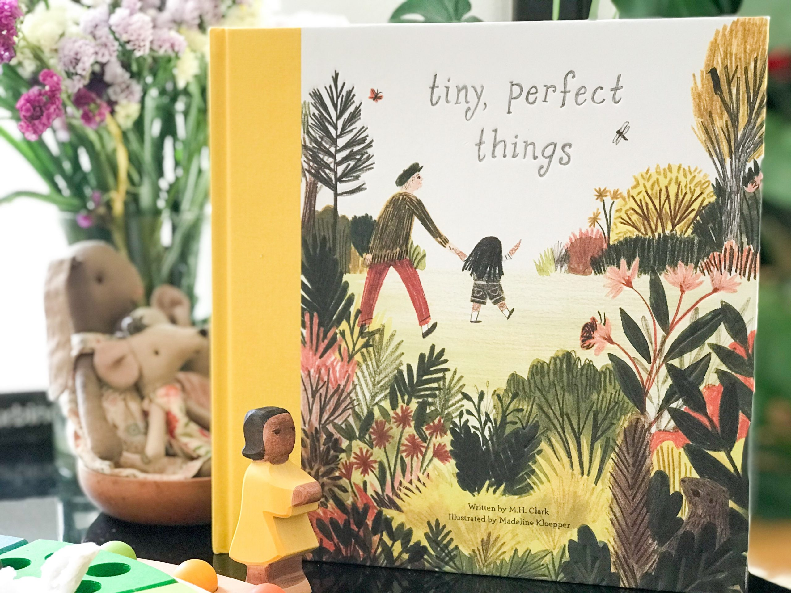 Tiny, perfect things book