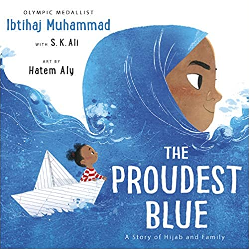 Ibtihaj Muhammad - The Proudest Blue