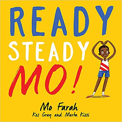 Mo Farah - Ready, Steady, Mo